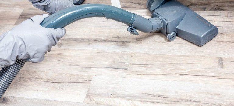 почистване на домове след отдаване под наем